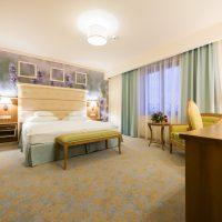 Executive Garden Suite at Hotel Sonnenhof Suceava Romania