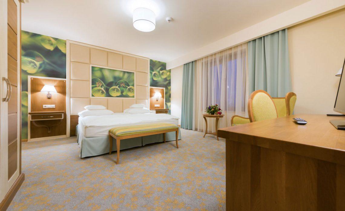 Presidential Garden Suite - Hotel Sonnenhof Suceava - Luxury hotel Suceava
