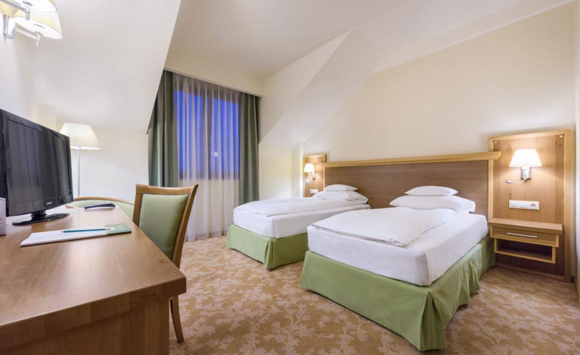 Standard hotel room Suceava - hotel Sonnenhof
